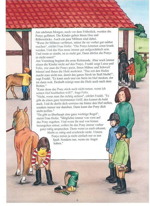 Leseprobe Ponyfarm 6