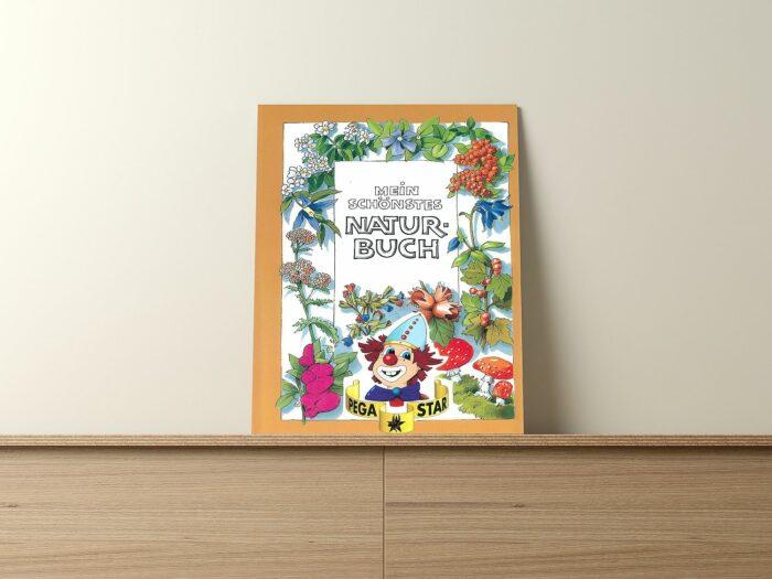 Personalisiertes Naturbuch für Kinder