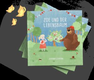 Der Lebensbaum - personalisiertes Kinderbuch