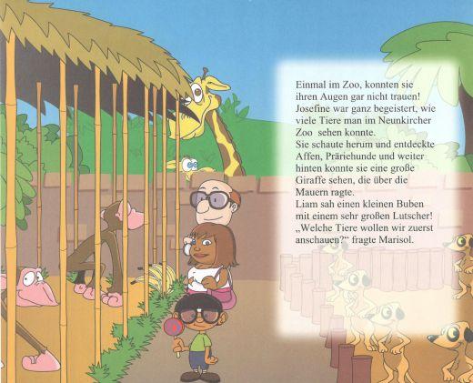 Zoo Leseprobe Seite 3