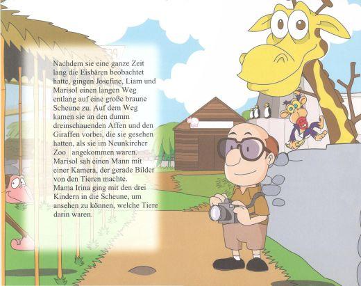 Zoo Leseprobe Seite 5