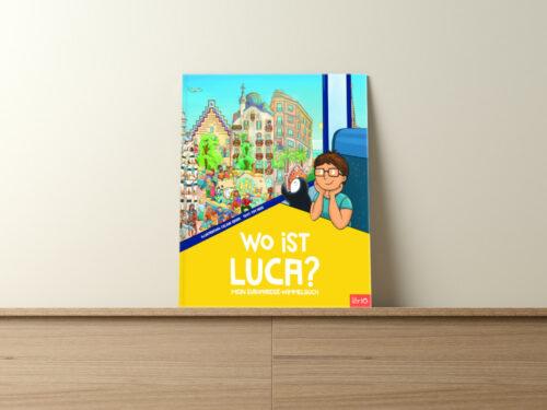 Mein Europareise-Wimmelbuch