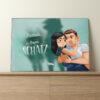 ein personalisiertes Buch für Vater und Kind